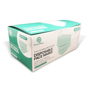 Type IIR Surgical Mask EN14683