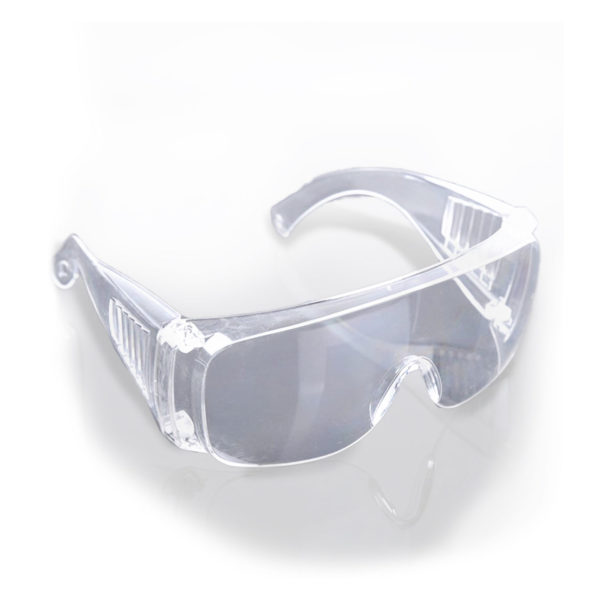 over spectacle saftey glasses