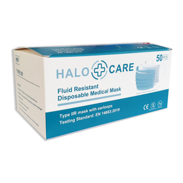 halo care type iir face mask 2