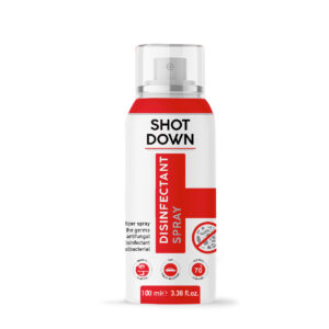 Shot Down Disinfectant Spray 100ml
