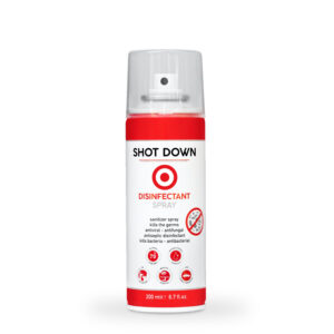 Shot Down Disinfectant Spray 200ml