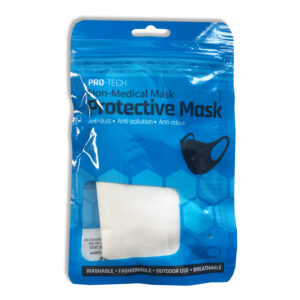 Reusable Face Covering - White