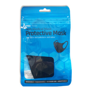 Re-Usable Face Covering - Black
