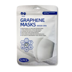 Graphene Face Mask Pack of 5